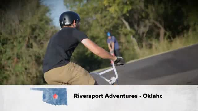 Discover Oklahoma Boathouse Bikes-Oklahoma City